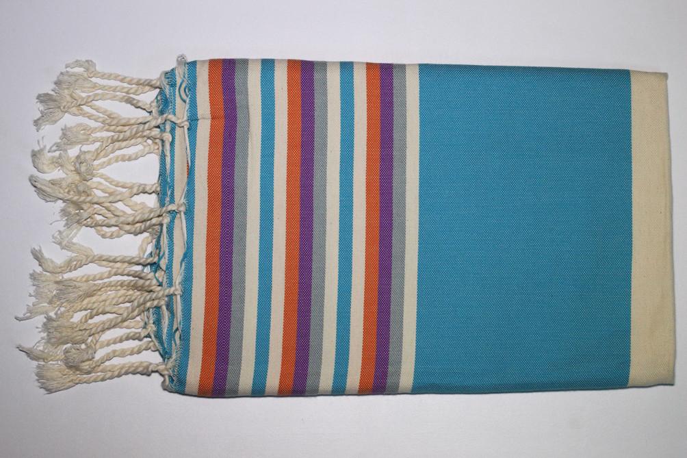 Fouta Towel Safa Blue