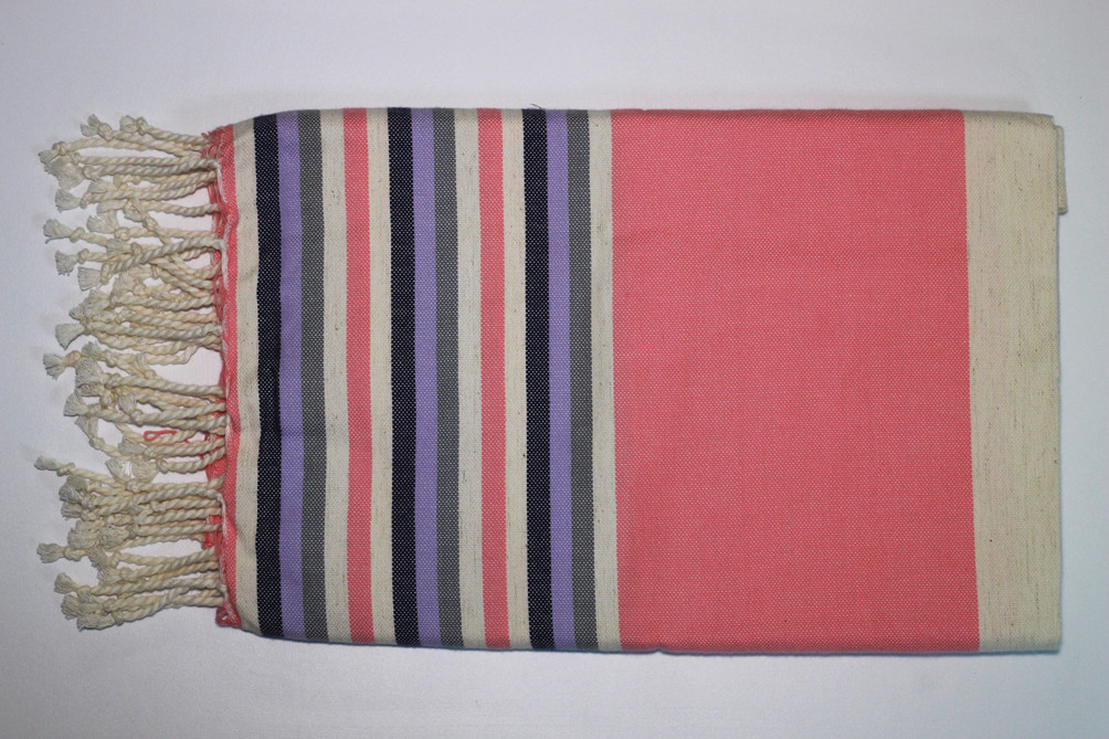Fouta Towel Safa Pink