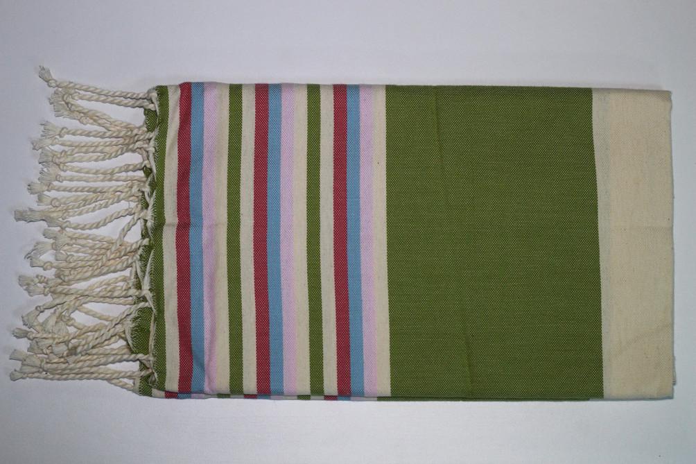 Fouta Towel Safa Green